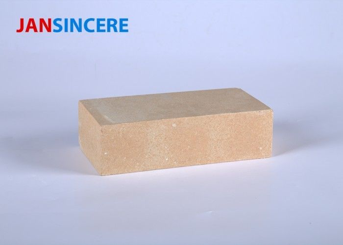 ISO9001 Standard Size Furnace Bricks Heat Resistance Refractory Material