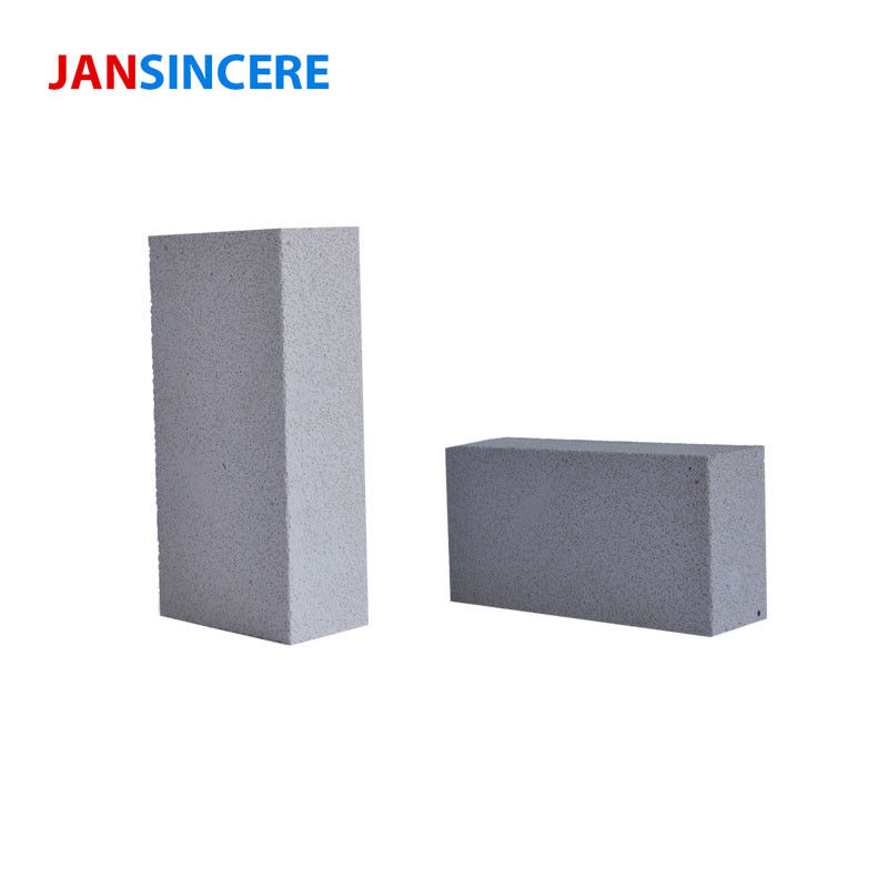 High Purity Alumina Block Mullite Refractory Bricks Good Thermal Shock Resistance