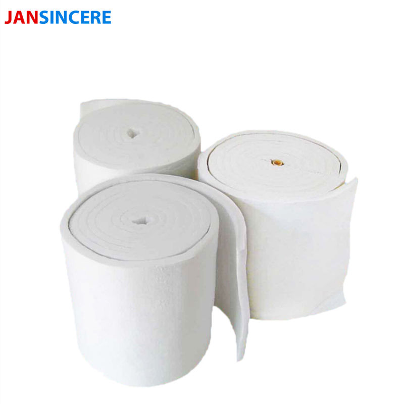 High Temperature Ceramic Fiber Insulation Blanket For Boiler Insulation