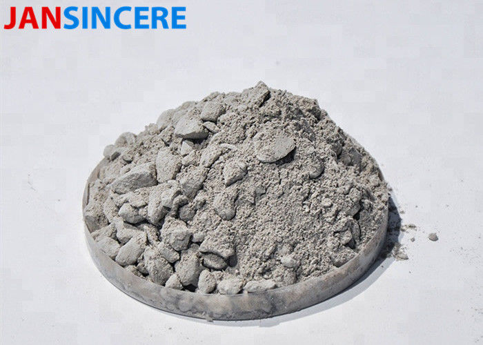 Foundry High Temperature Refractory Cement Powder Castable Dense Corrosion Resistance